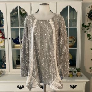 ALTAR'D STATE long sleeve top